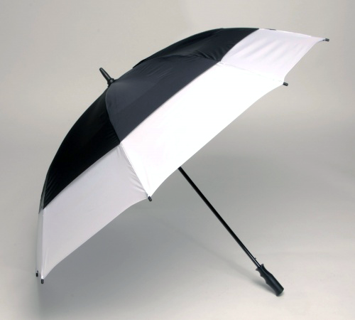 "Wind-Tuff® 62"" Golf Oversized - Black/White"