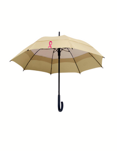 "Fashion 48"" BREAST CANCER UMBRELLA"