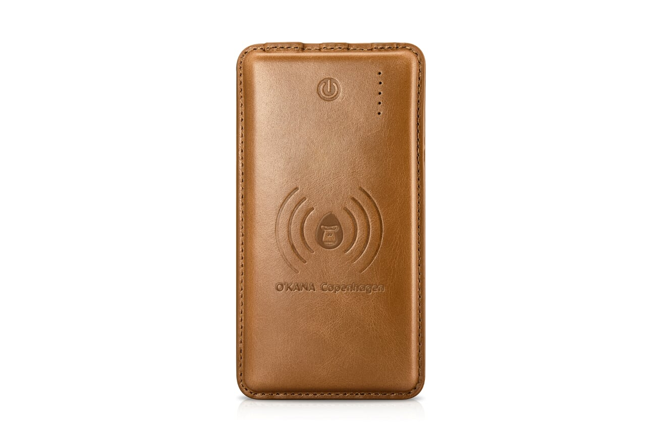 Wireless Powerbank     (10.000 mAh) - O'KANA Copenhagen