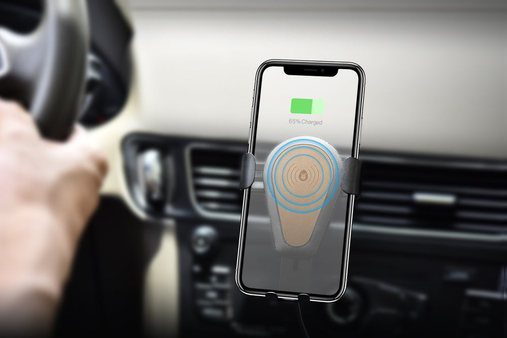 Fast Wireless Charger for Car