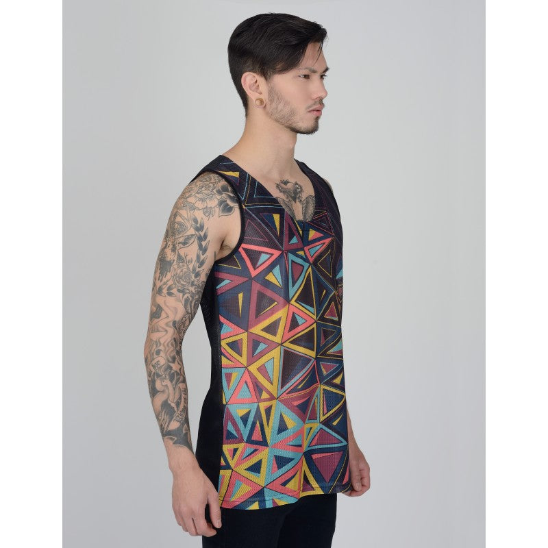 Limited Edition Colorful Top