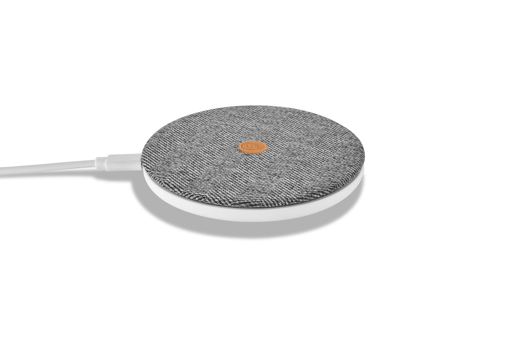 Genuine Leather Wireless charging