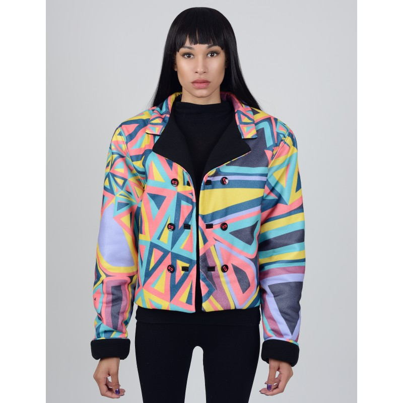 Limited Edition - Colorful Jacket - O'KANA Copenhagen