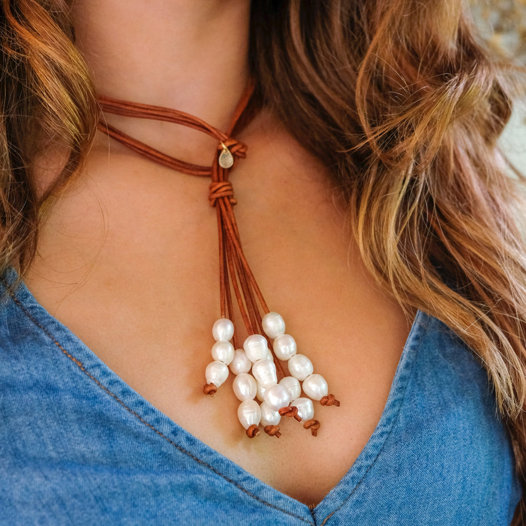 Aranza Necklace