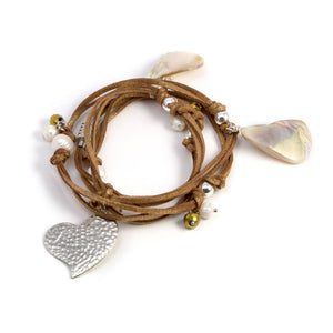 Courtney Versatile Bracelet Brown