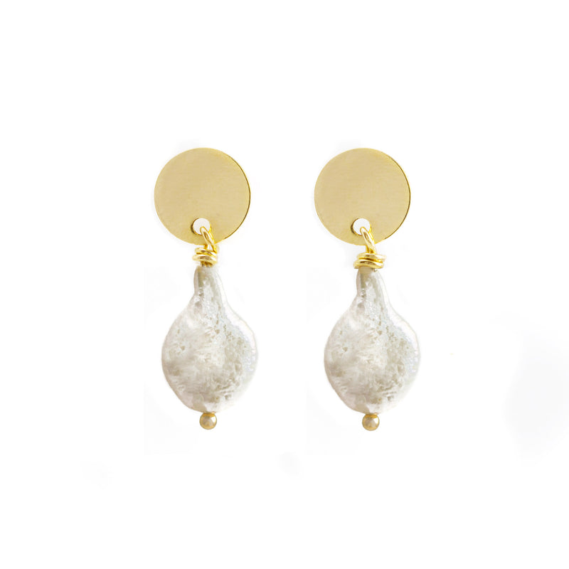 Sonia Freshwater Pearl Earrings