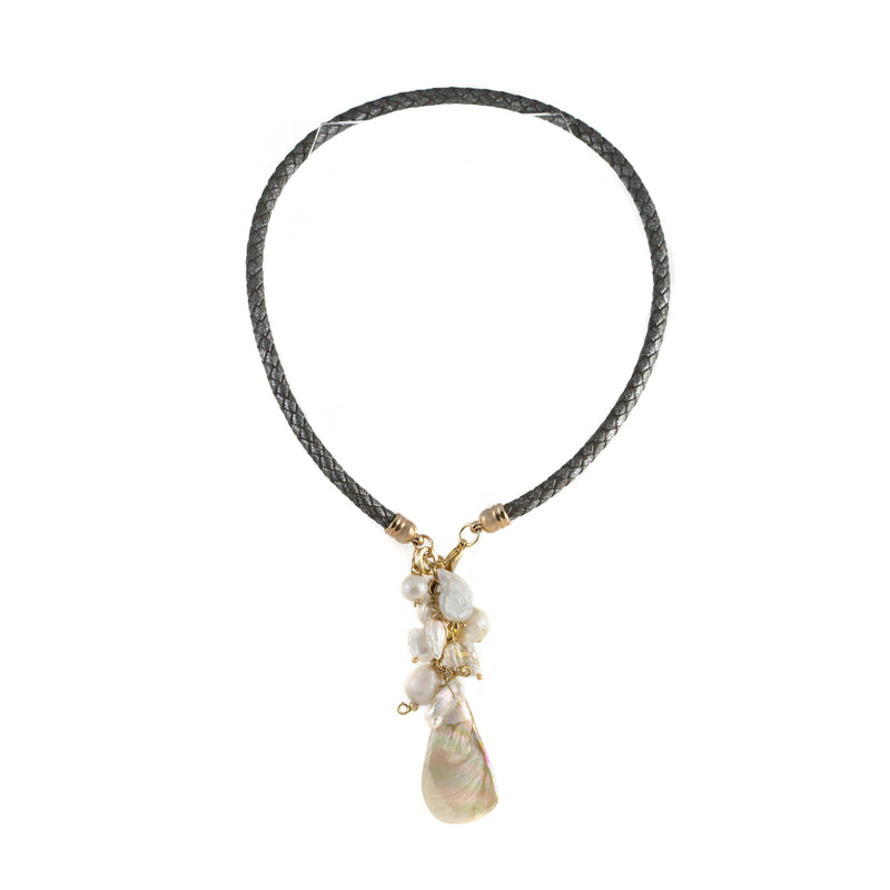 Windsor Freshwater and Mother of Pearl Necklace