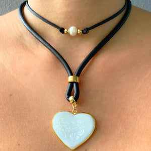 Corazon Short Necklace