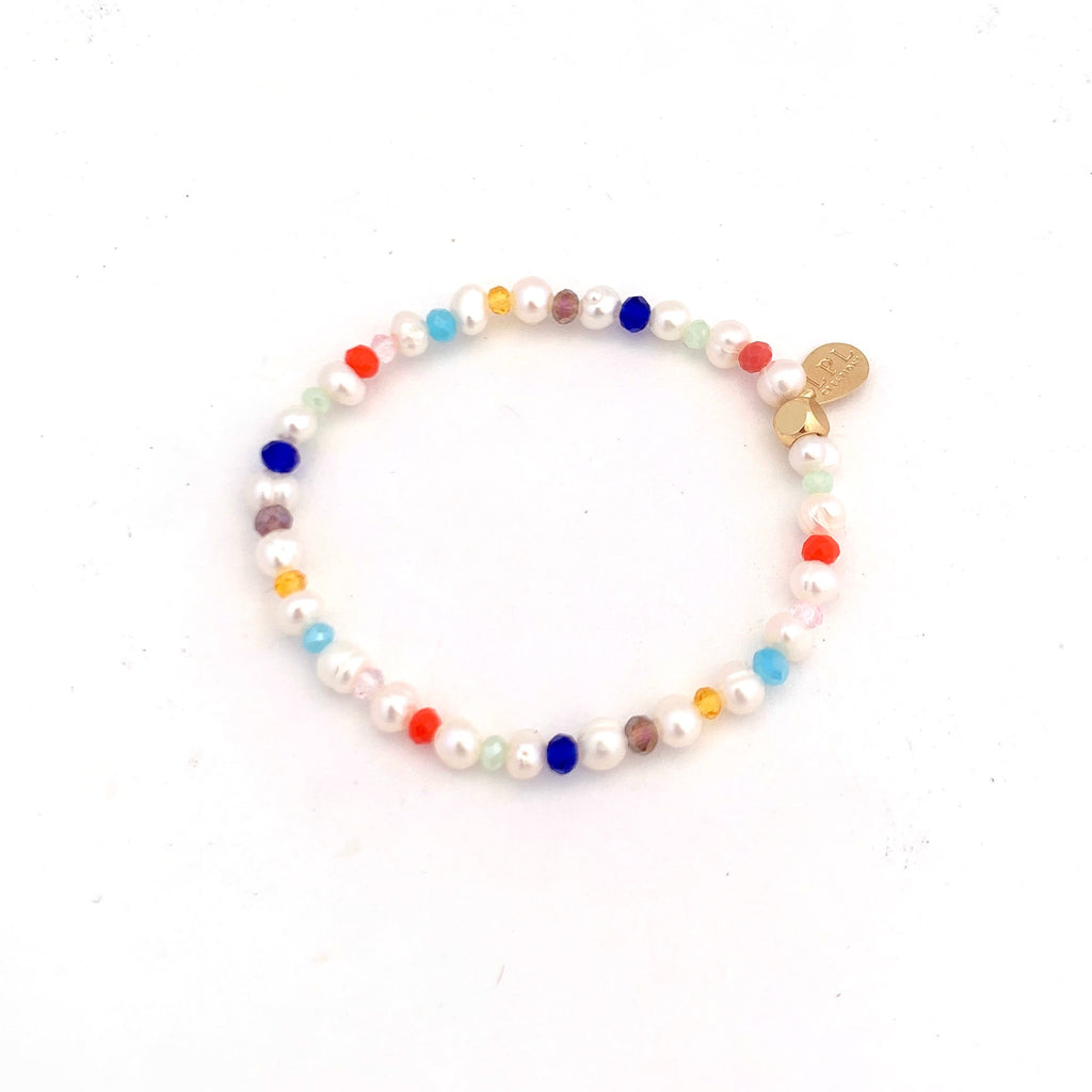 Girls Rainbow Bracelet