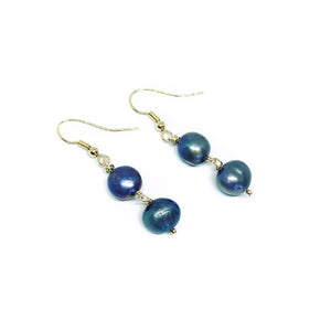 Annete Baroque Pearl Earrings