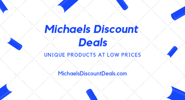 Michaels Discount Deals Coupons & Promo codes