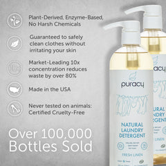 Natural Laundry Detergent by Puracy