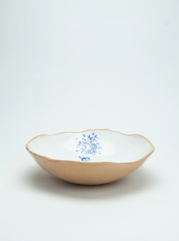 Large Handmade Ceramic Bowl