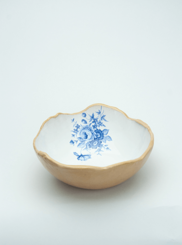 Medium Handmade Ceramic Bowl