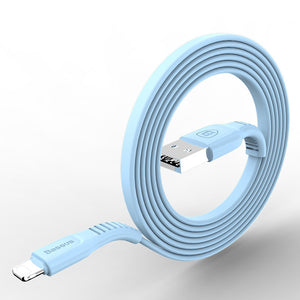 Flat USB to Apple Lightning Cable