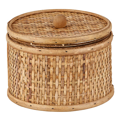 Rattan Basket (Large)