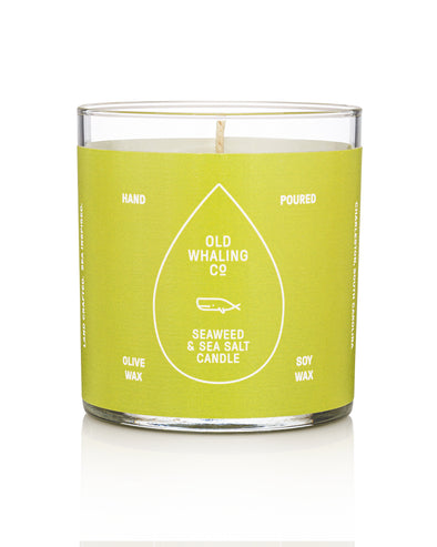 Old Whaling Co. Candle   (Seaweed & Seasalt)
