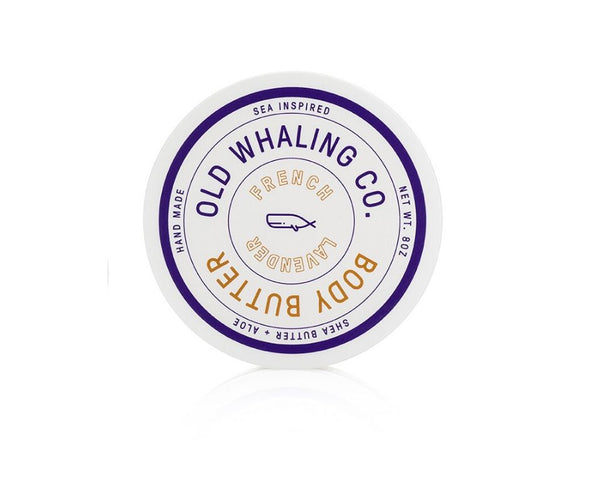 Old Whaling Co. Body Butter French Lavender      8 oz.