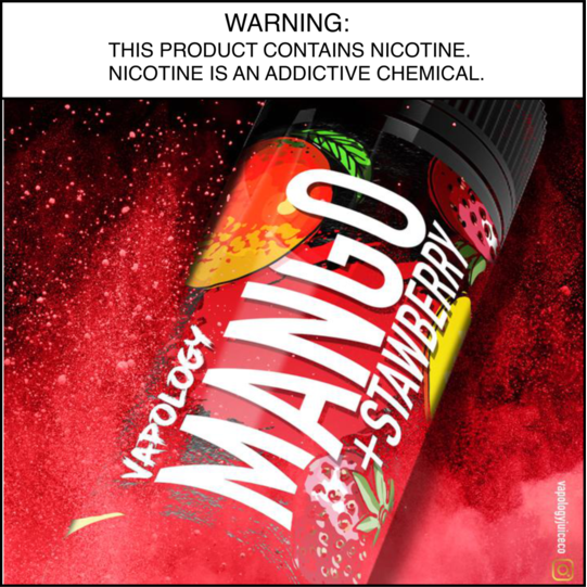 Mango Stawberry 120ml