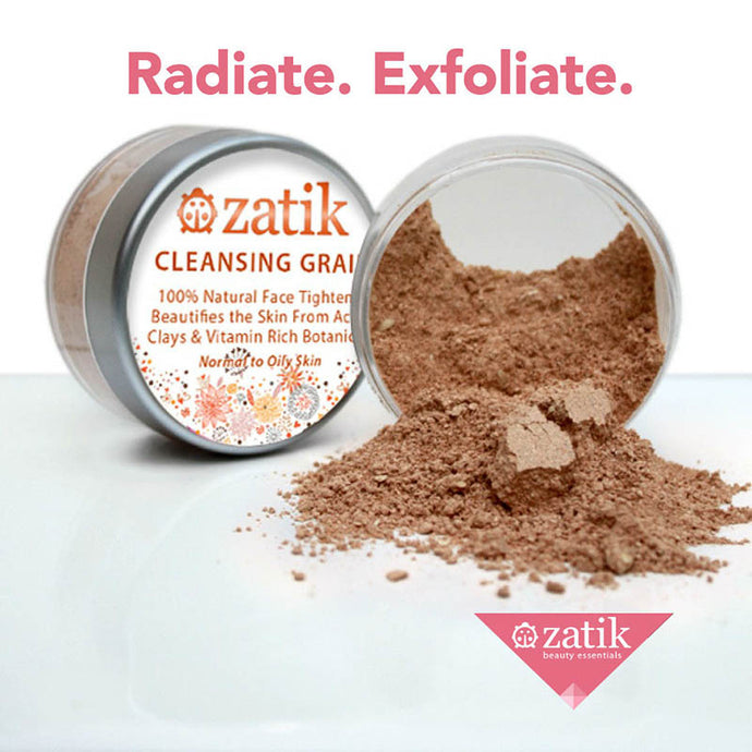 How to Use Cleansing Grains for Radiant, Natural Skin