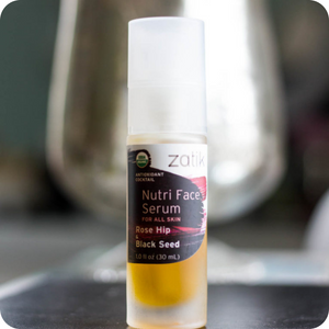 black seed face oil