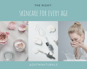 Skincare For Every Age