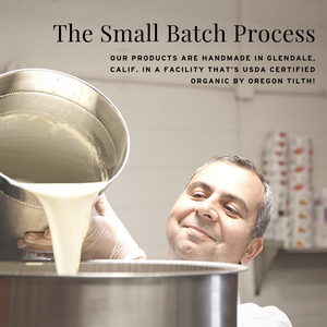 Bigger Isn't Always Better: Our Small Batch Process