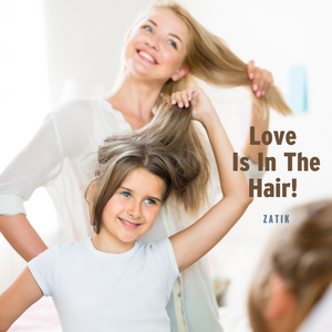 Love is in the Hair!