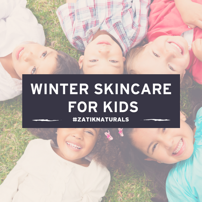 Winter Skincare for Kids