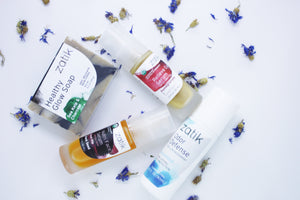 Vegan and Organic Beauty Care