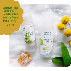 mineral sunscreen with spf 30 with non-nano zinc