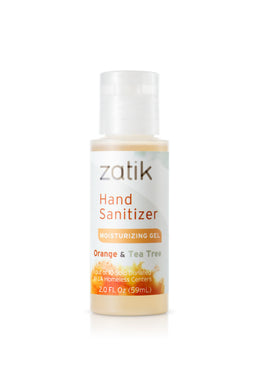 Orange & Tea Tree Hand Sanitizer
