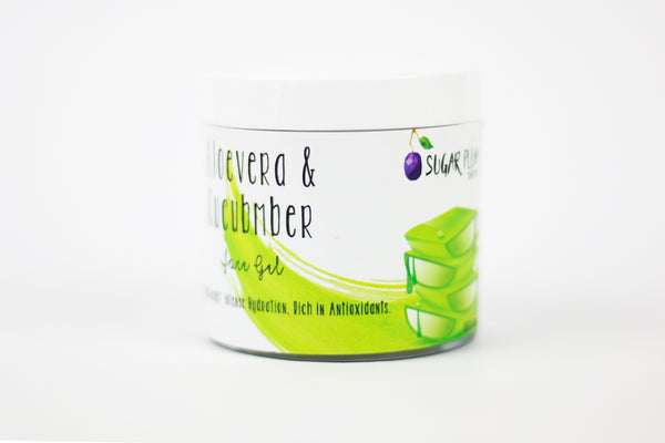 Aloe Cucumber Face Gel