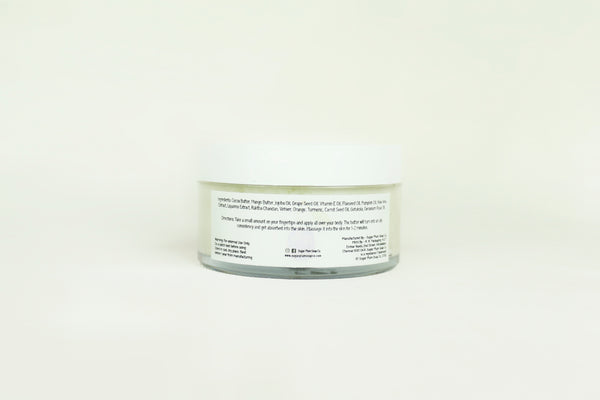 Cocoa & Jojoba Body Butter