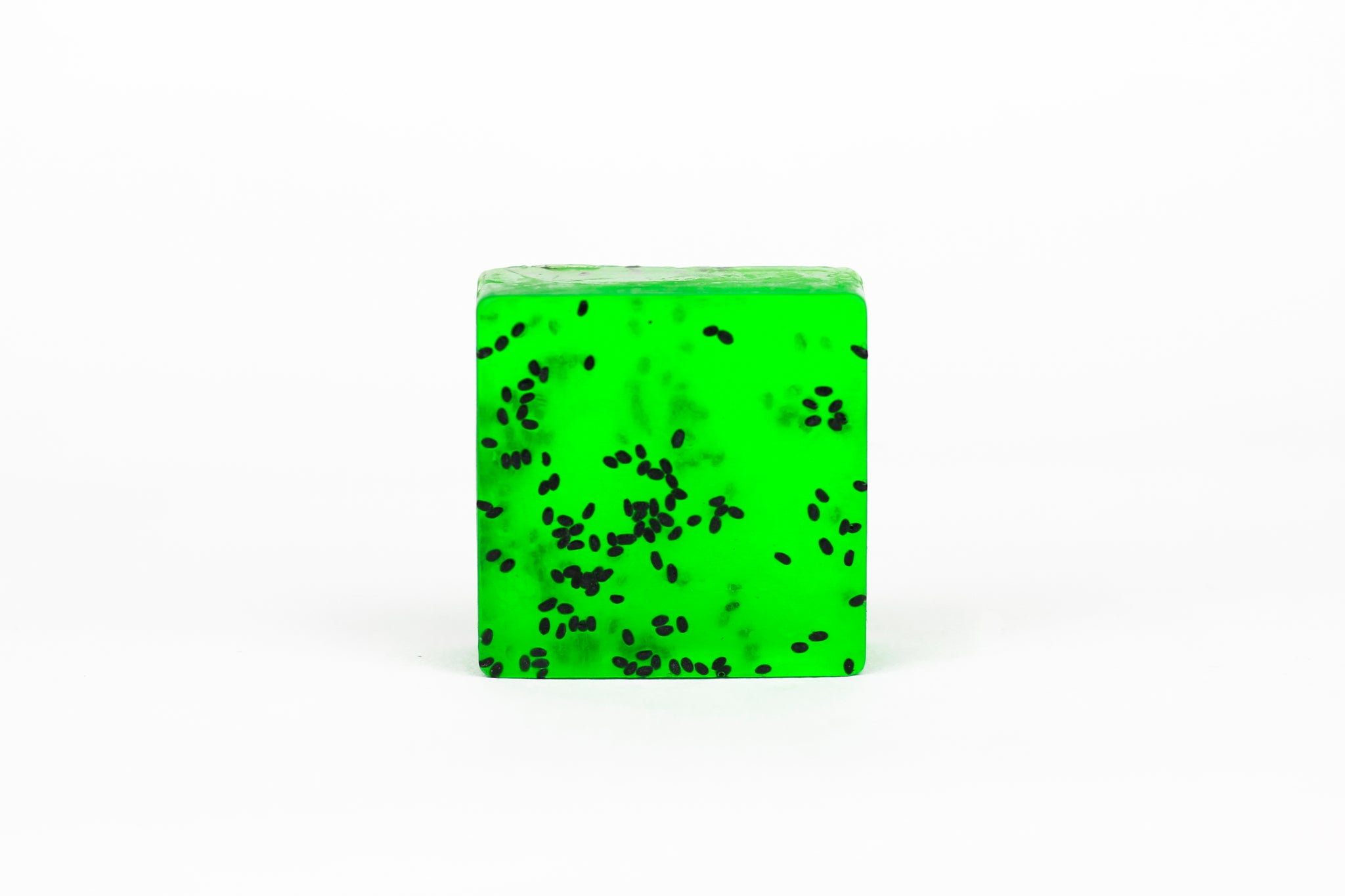 Aloe Vera Soap with Mint Seeds