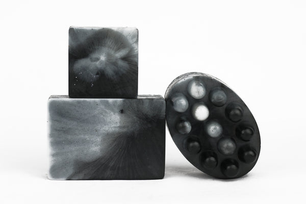 Charcoal Bar with Shea Butter