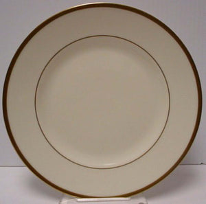 WEDGWOOD china MAJESTY GOLD pattern Salad Plate @ 8""