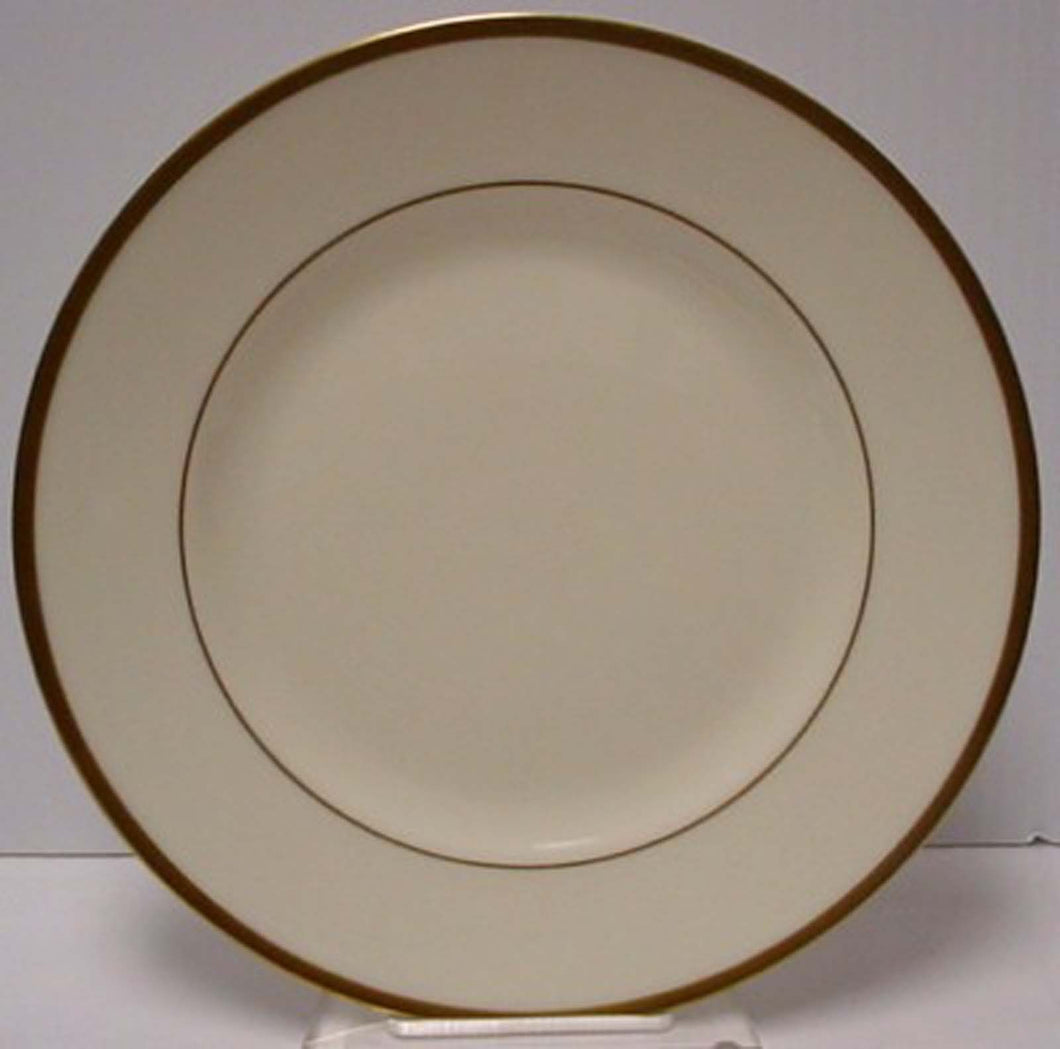 WEDGWOOD china MAJESTY GOLD pattern Salad Plate @ 8