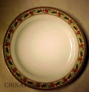 HAVILAND Limoges china LEXINGTON pattern Bread Plate - Set of Four (4) - 6-1/4""