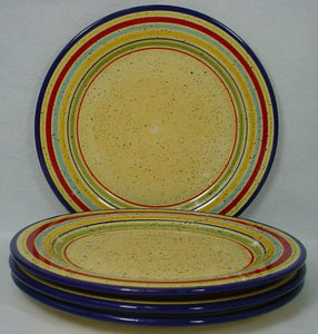 "PFALTZGRAFF china SEDONA pattern DINNER or SERVICE PLATE 11-3/4"" set of TWO (2)"