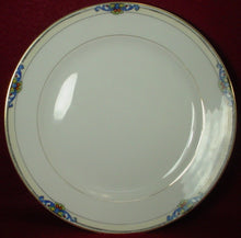 NORITAKE china GLENORA 74084 pattern DINNER PLATE 10""