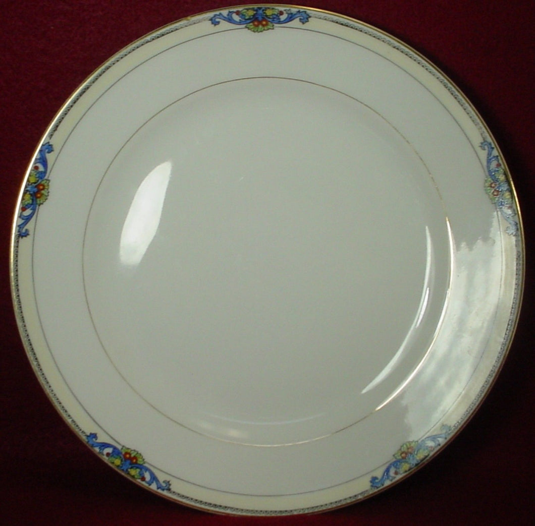 NORITAKE china GLENORA 74084 pattern DINNER PLATE 10