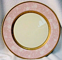 MIKASA china ROSE HILL L5530 pattern bread plate 6-1/2""