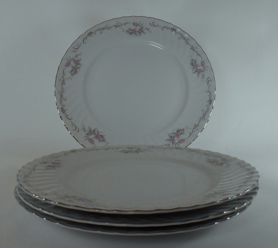 GOLD STANDARD china GST1 pattern DINNER PLATE 10-3/8