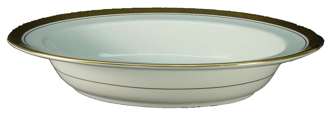 AYNSLEY china ARGOSY 8360 smooth OVAL VEGETABLE Serving BOWL 10-3/4