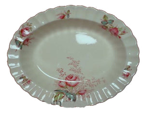 SPODE china DUBARRY pattern S2391 Oval Vegetable Serving Bowl @ 10-3/8""