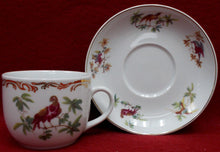 Made in China RUTHERFORD'S BIRDS pattern Cup & Saucer