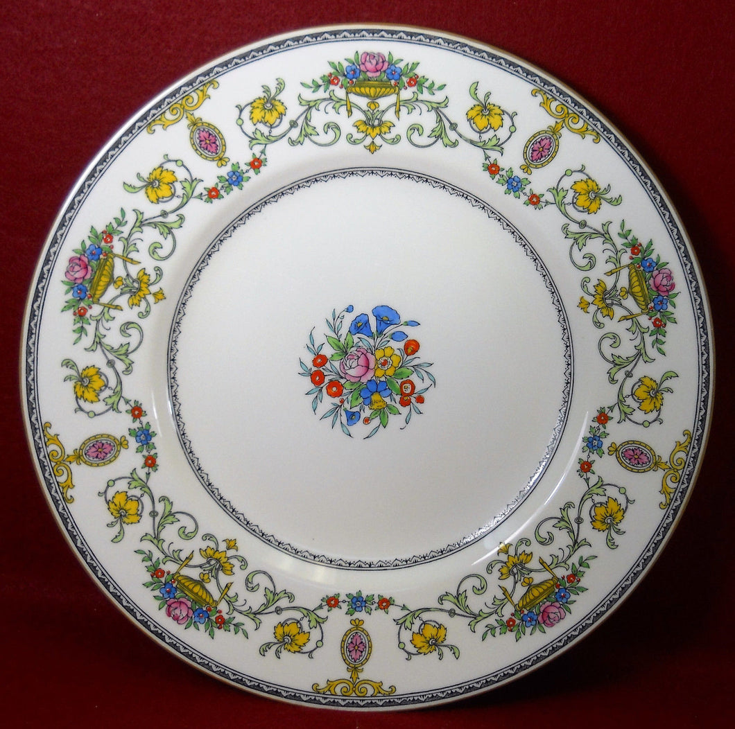 MINTON china TALBOT pattern B1113 Dinner Plate 10-3/4