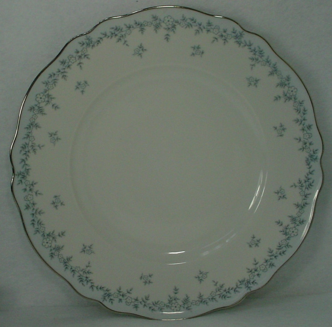 FRANCONIA Krautheim china DELPHINE pattern DINNER PLATE 10-3/4