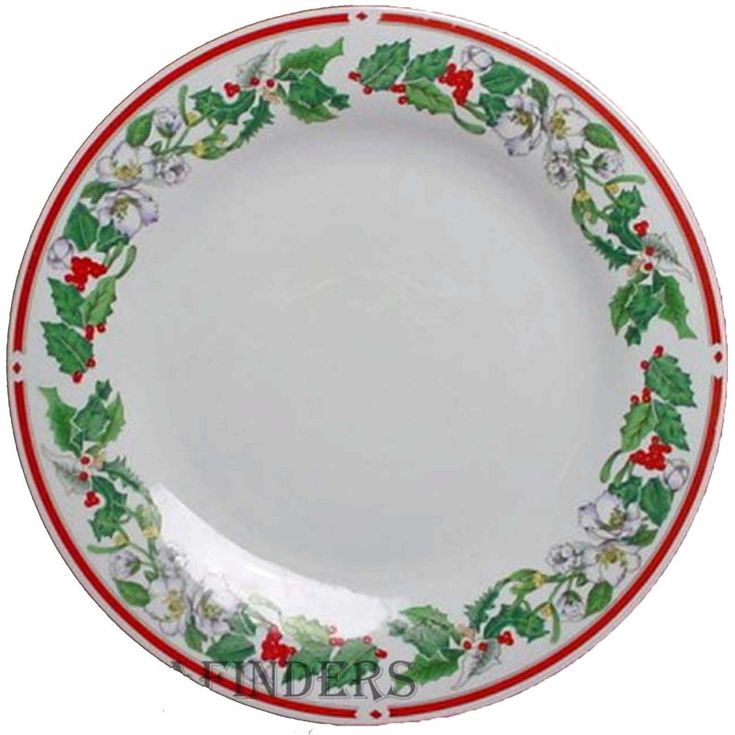 LYNN'S china ST. MARIA pattern DINNER PLATE